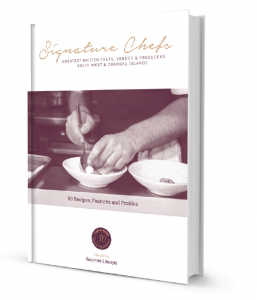Signature Chefs Recipe Book South West