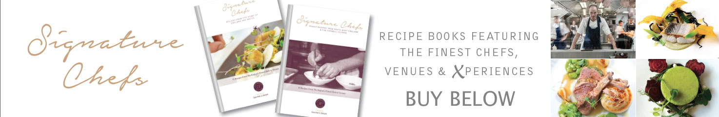 signature chefs recipe books buy now banner