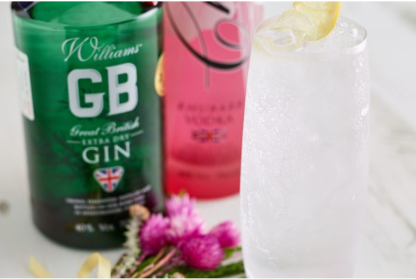 Chase Gin Cocktail Signature Chefs recipes